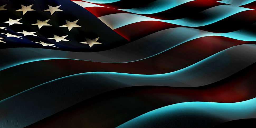 The Beautiful American Flag wallpaper   ForWallpapercom 970x485