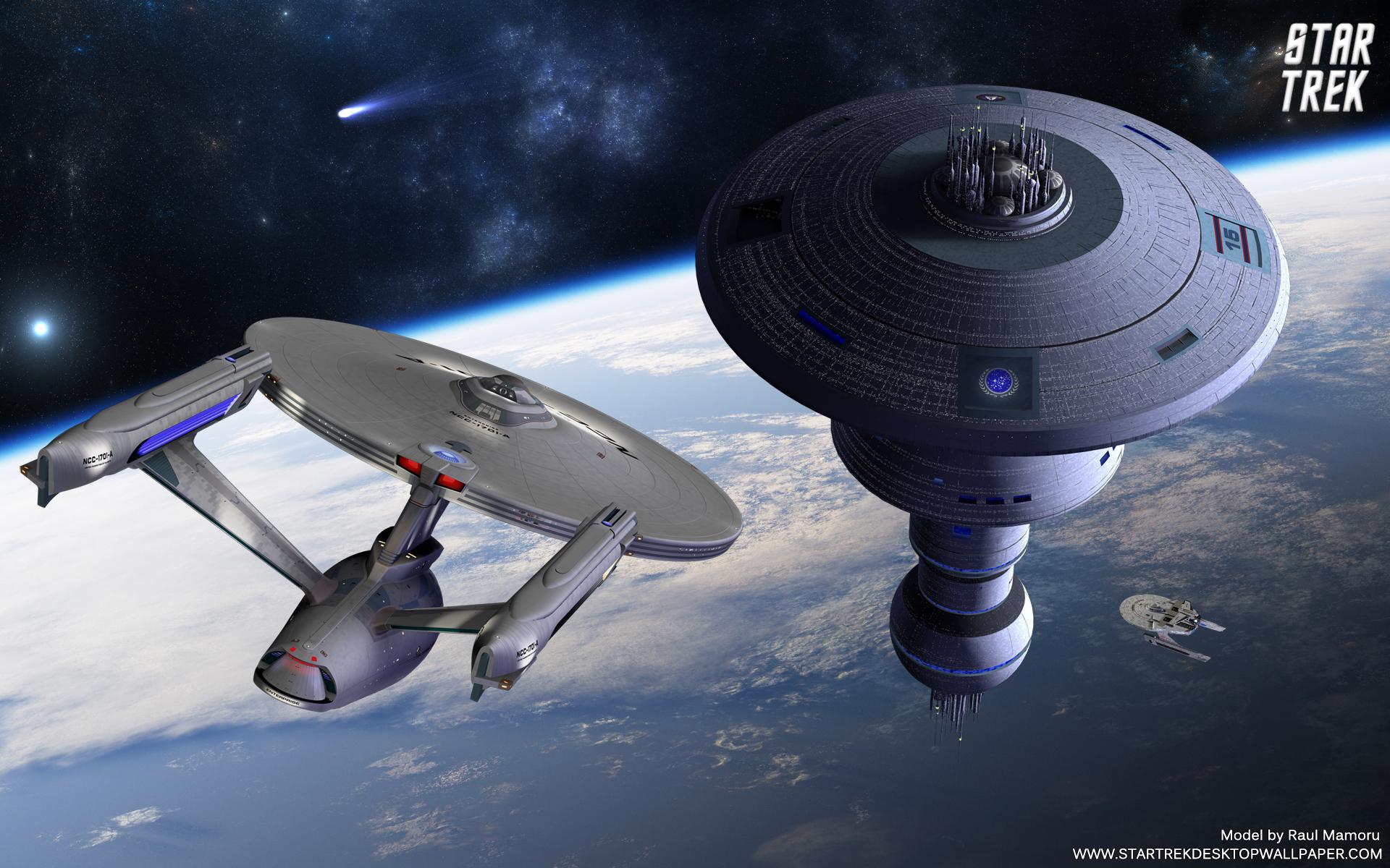 Star Trek Screensavers For Windows 10: Free Star Trek Wallpapers And Screensavers