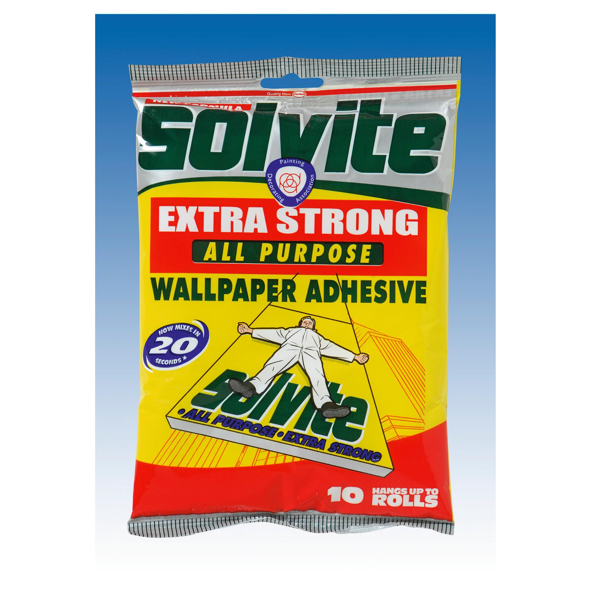 solvite wallpaper paste extra strong wallpaper adhesive from solvite 2000x2000