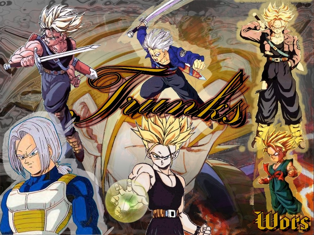 Dragon Ball Z Gt Wallpapers 1024x768
