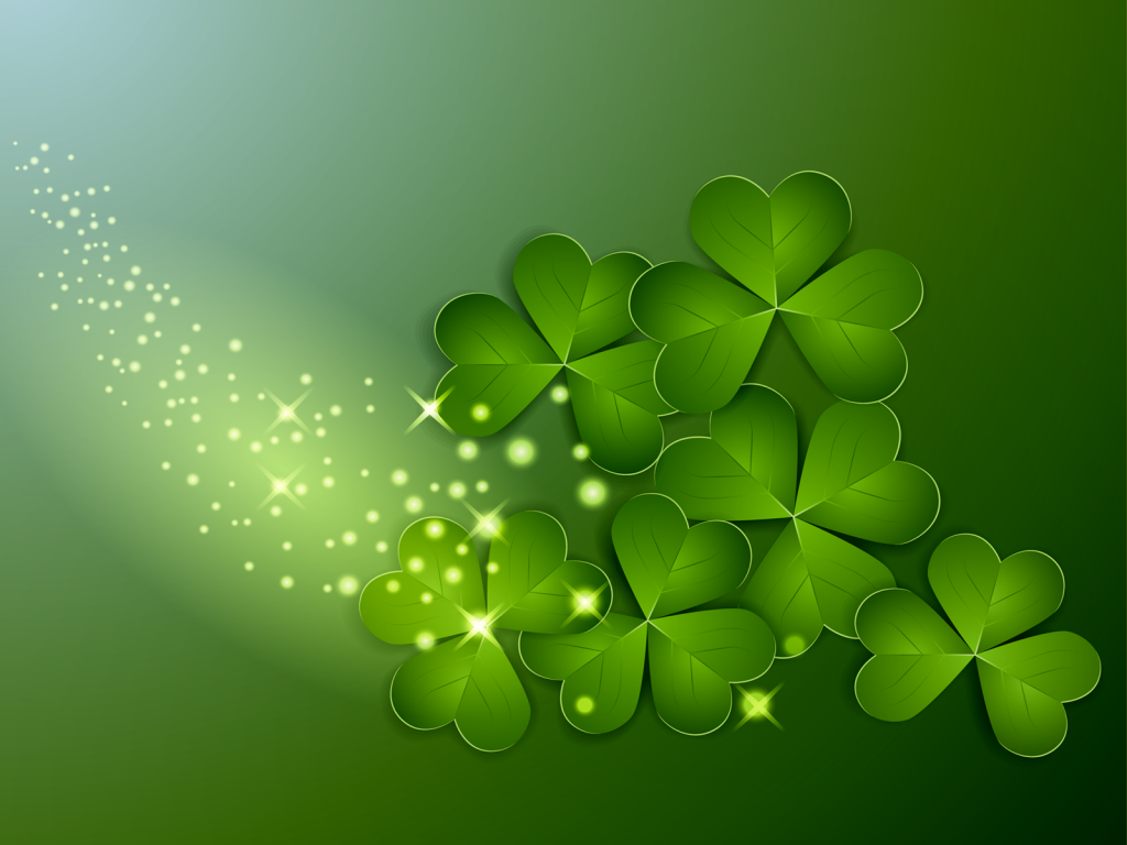 this St Patricks Day desktop background Get the wallpaper 1024x768
