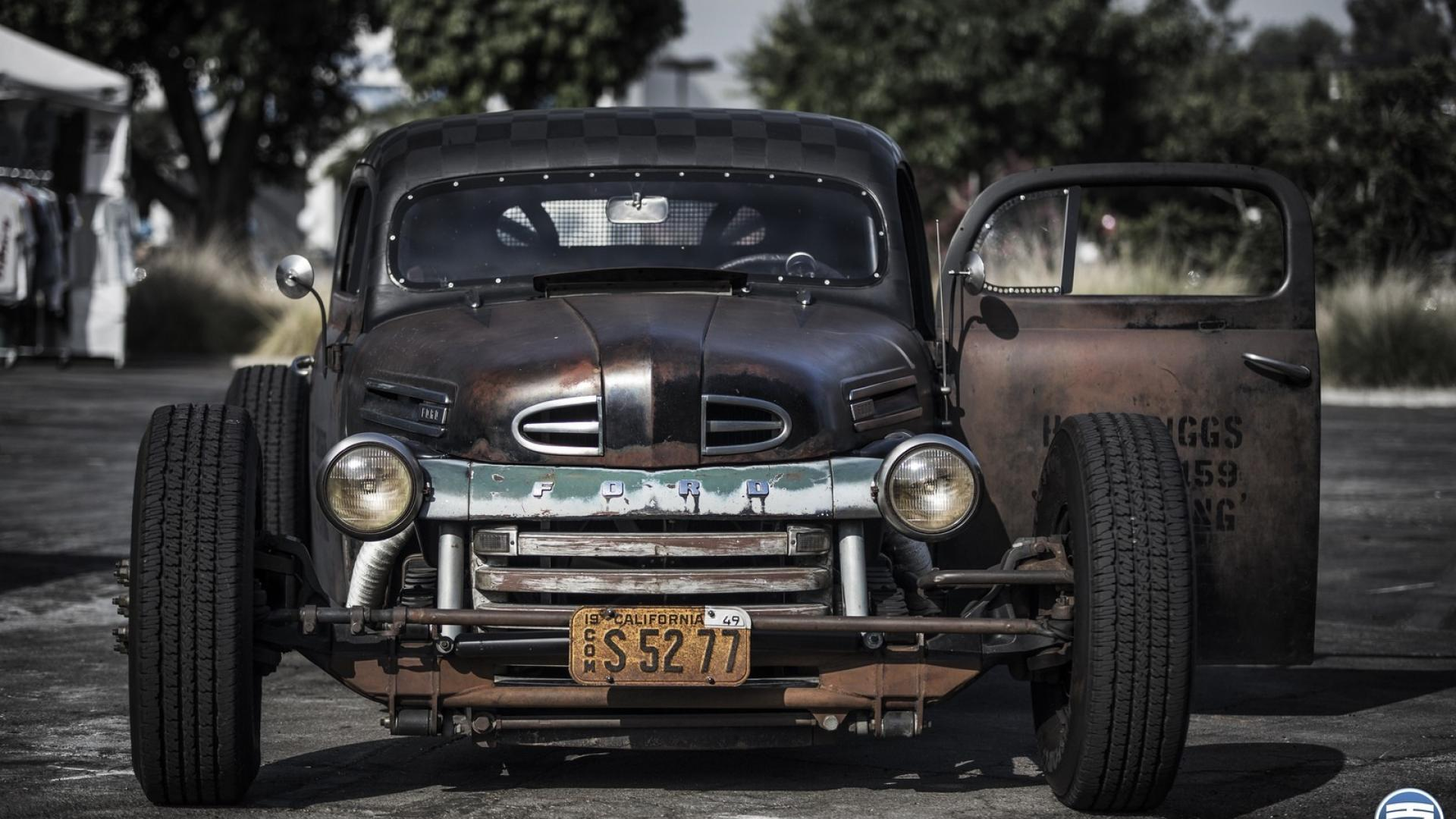 Ford hot rod classic cars old truck wallpaper 81612 1920x1080