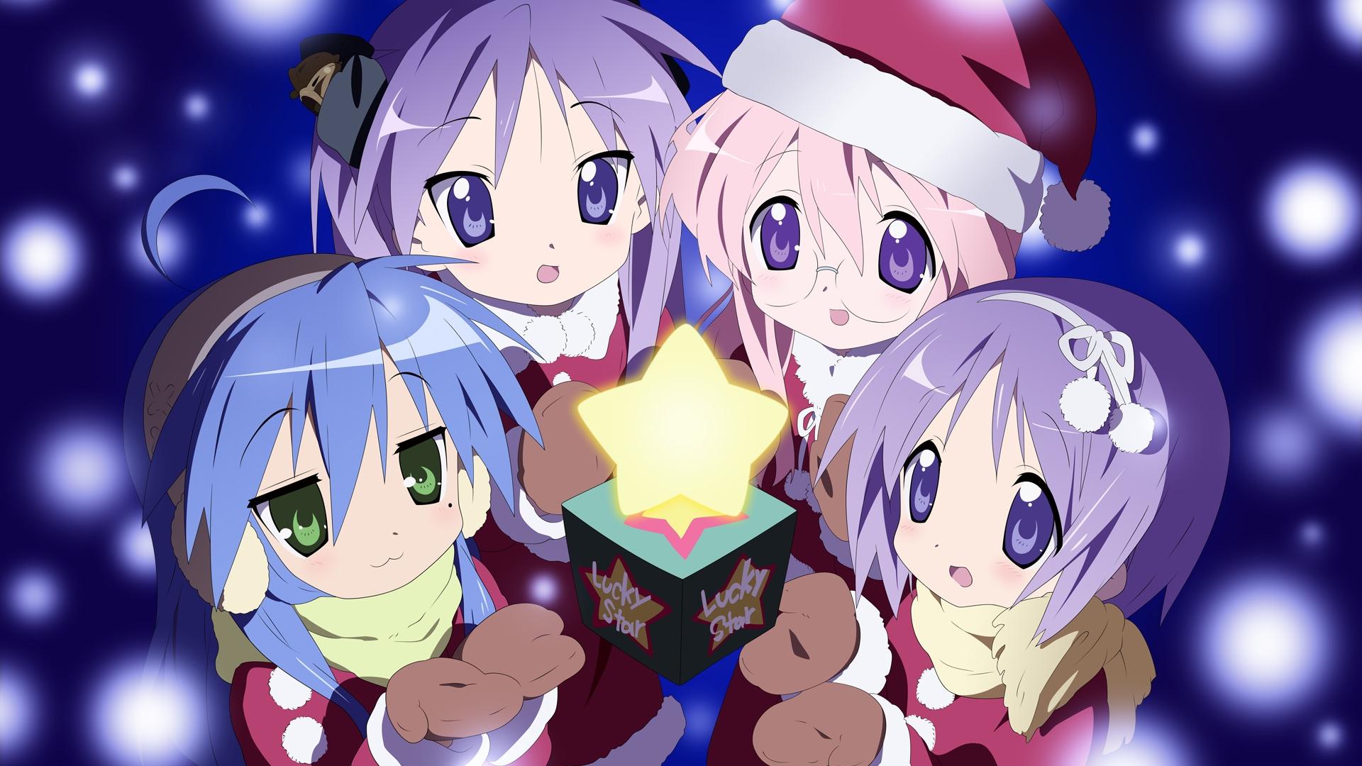Lucky Star Christmas wallpaper   734566 1920x1080