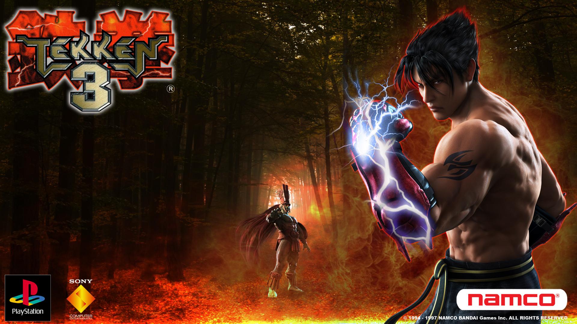 Tekken 3 HD Wallpapers Backgrounds 1920x1080