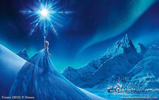 The Most Amazing Best Frozen Wallpapers on The Web 629x394