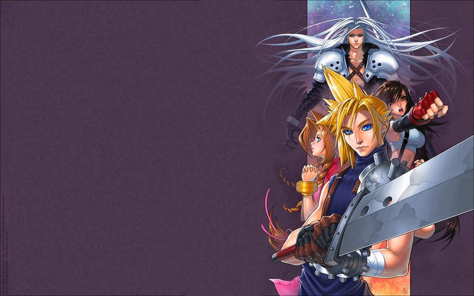 Final Fantasy 7 Sephiroth Wallpaper - WallpaperSafari