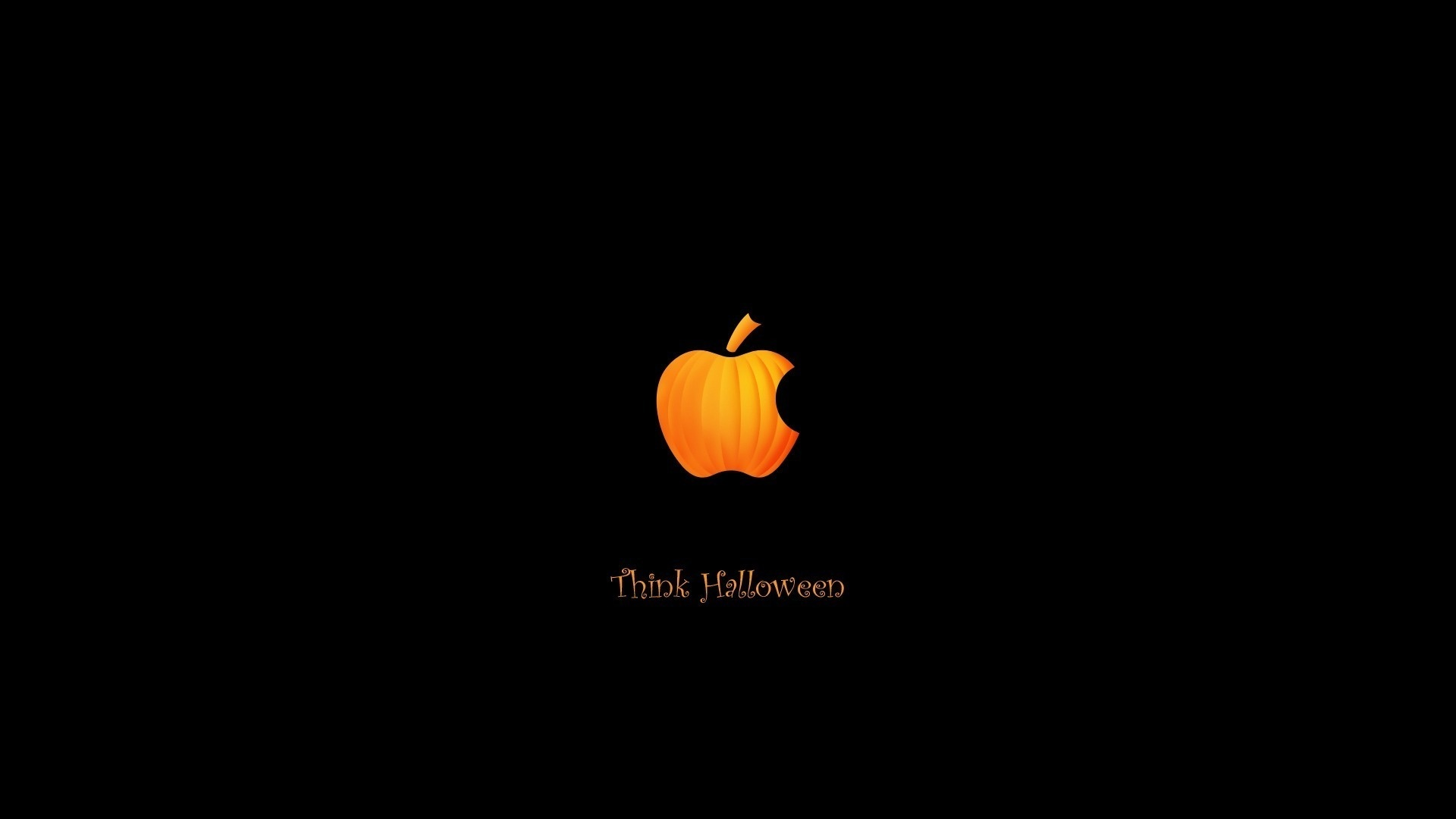 Apple and Halloween wallpaper download Apple and Halloween 1920x1080