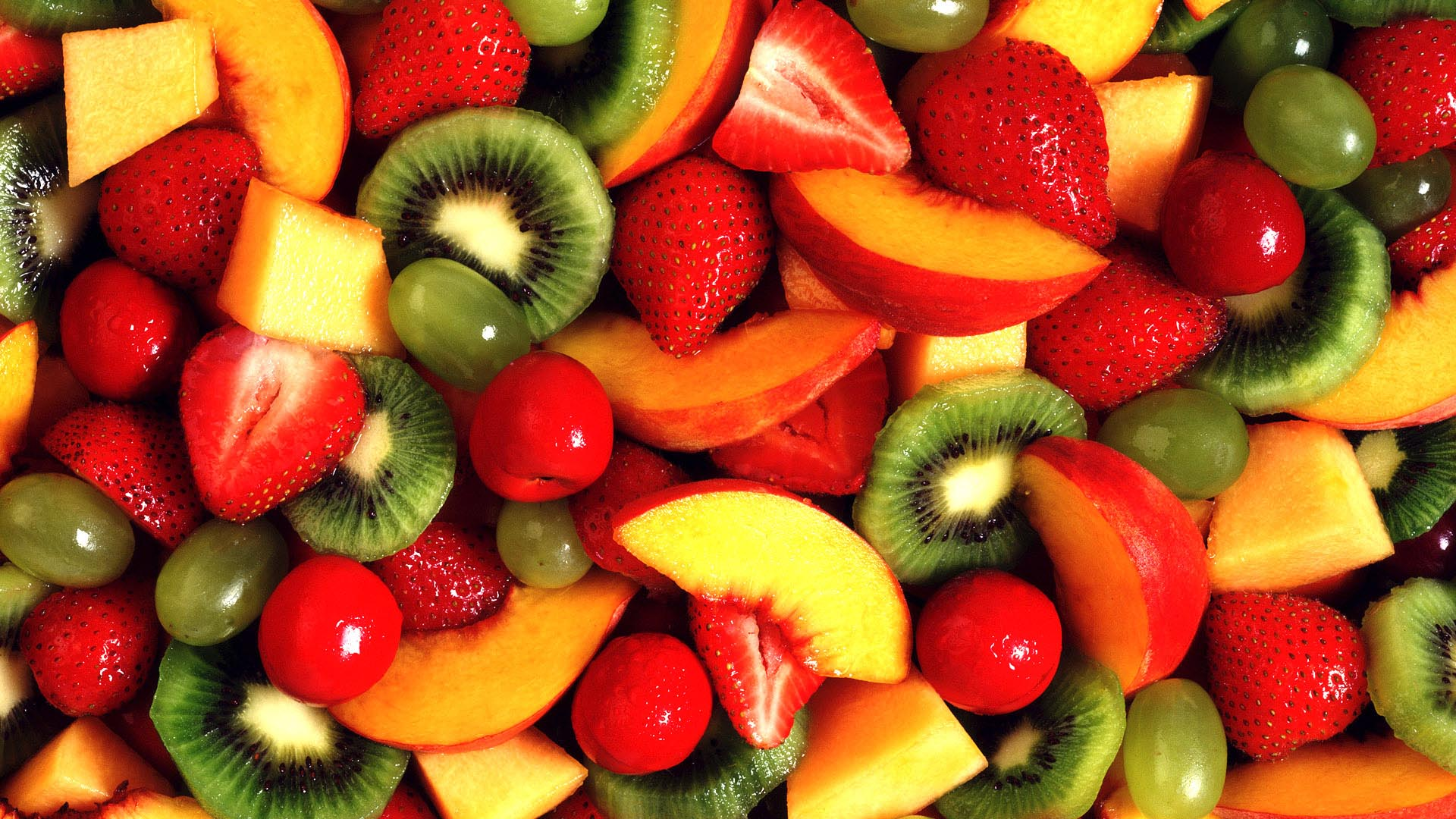 Food fresh Fruit kiwi strawberry   Full HD Desktop Wallpaper 1920x1080