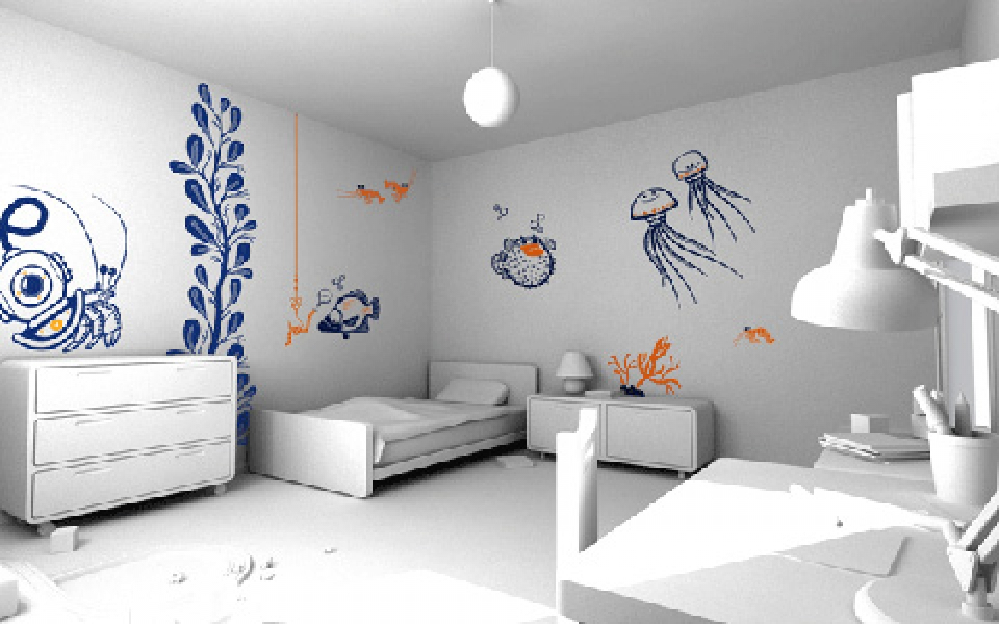Walls On Decor With Simple Wall Paintings Designs Wallpaper Cool Wall 1440x900