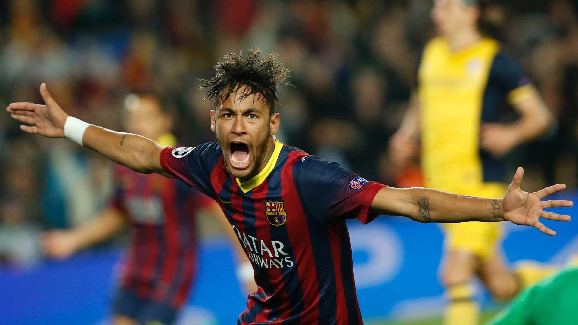 neymar messi fc barcelona 1920x1080