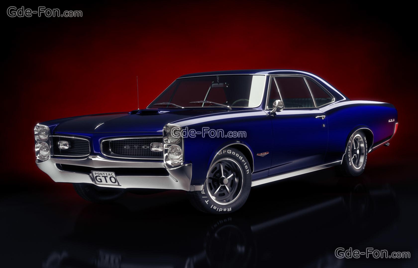 1969 Pontiac Gto Wallpaper   image 102 1680x1080