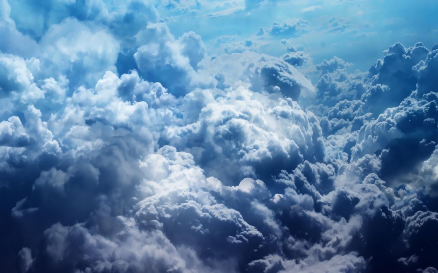 Cloud Computer Wallpapers Desktop Backgrounds 1680x1050 ID109894 1680x1050