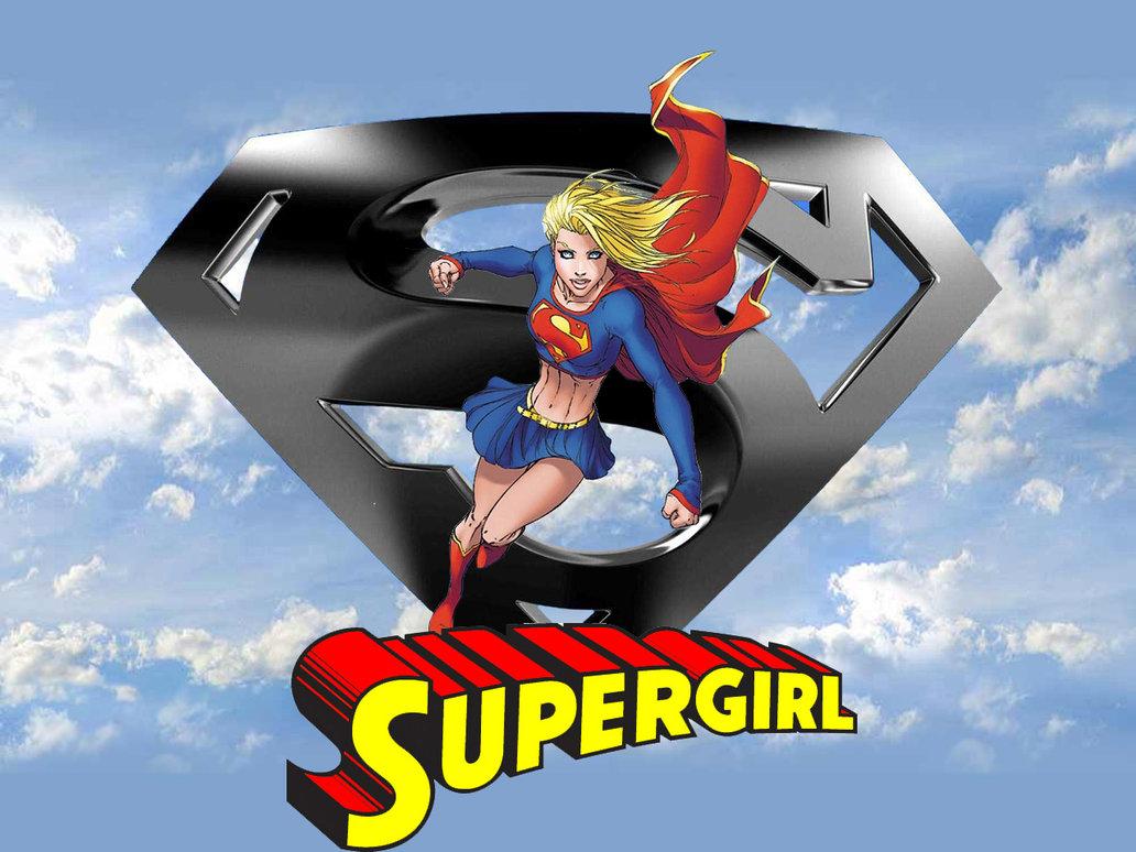 Supergirl wallpaper by SWFan1977 1032x774