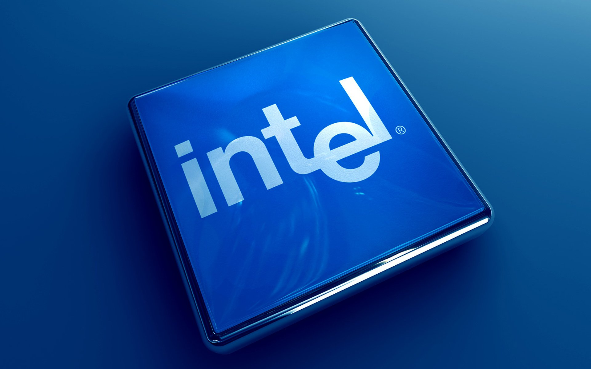 Intel Logo   Wallpaper 120 1920x1200