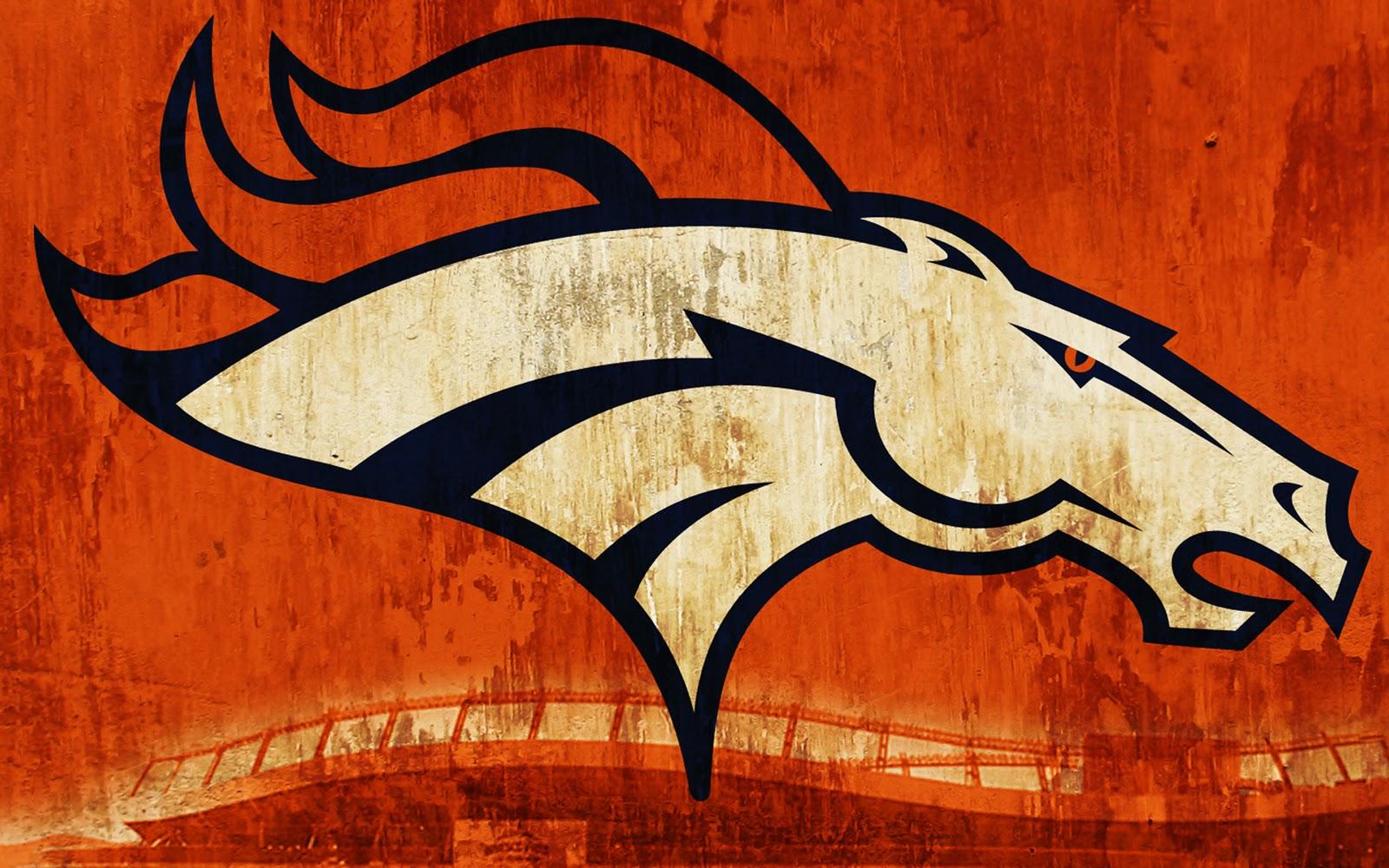Denver Broncos Logo HD Wallpapers Desktop Wallpapers 1600x1000
