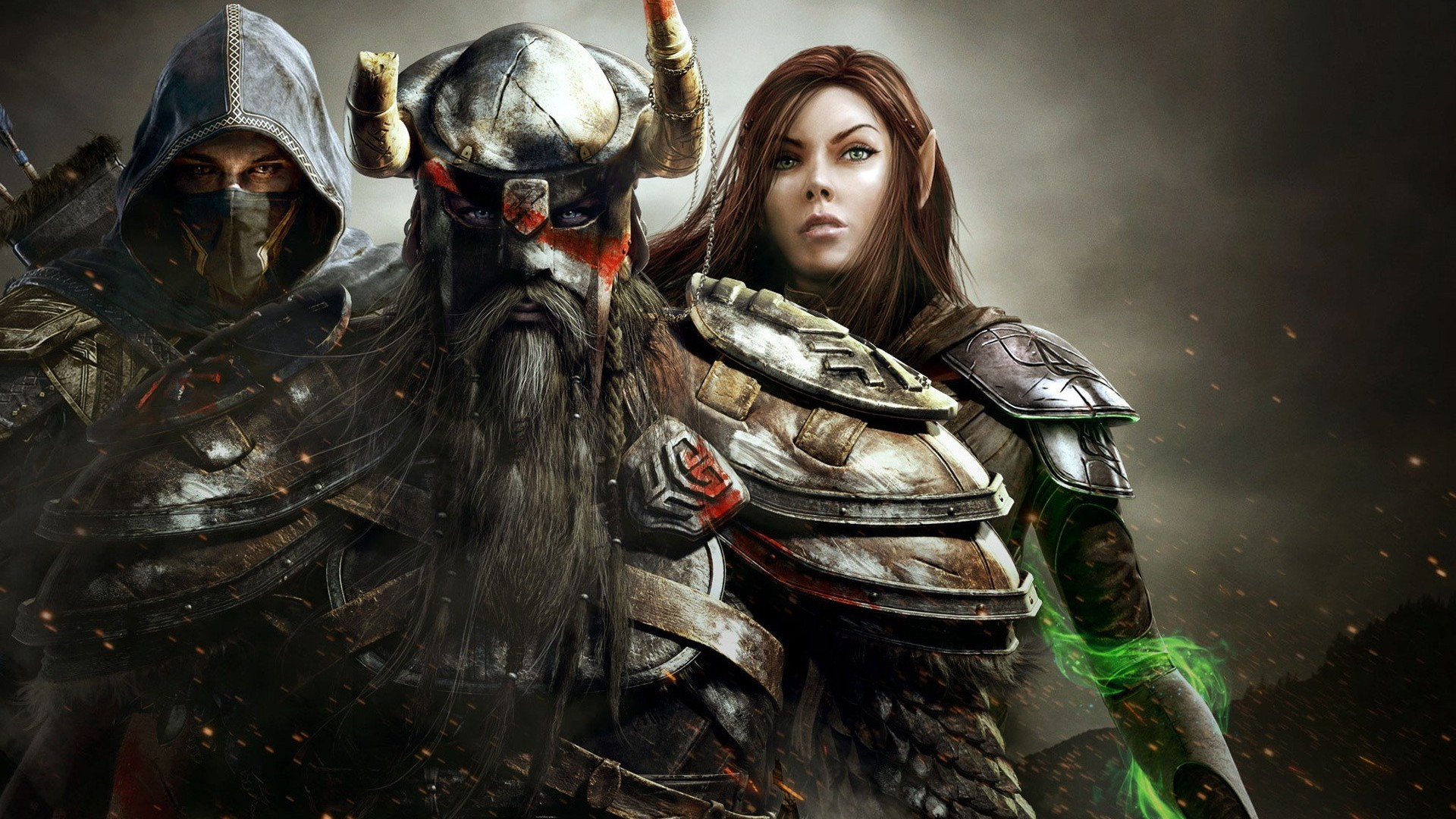 Free Download Elder Scrolls Wallpaper Wallpapers Gratis 1920x1080