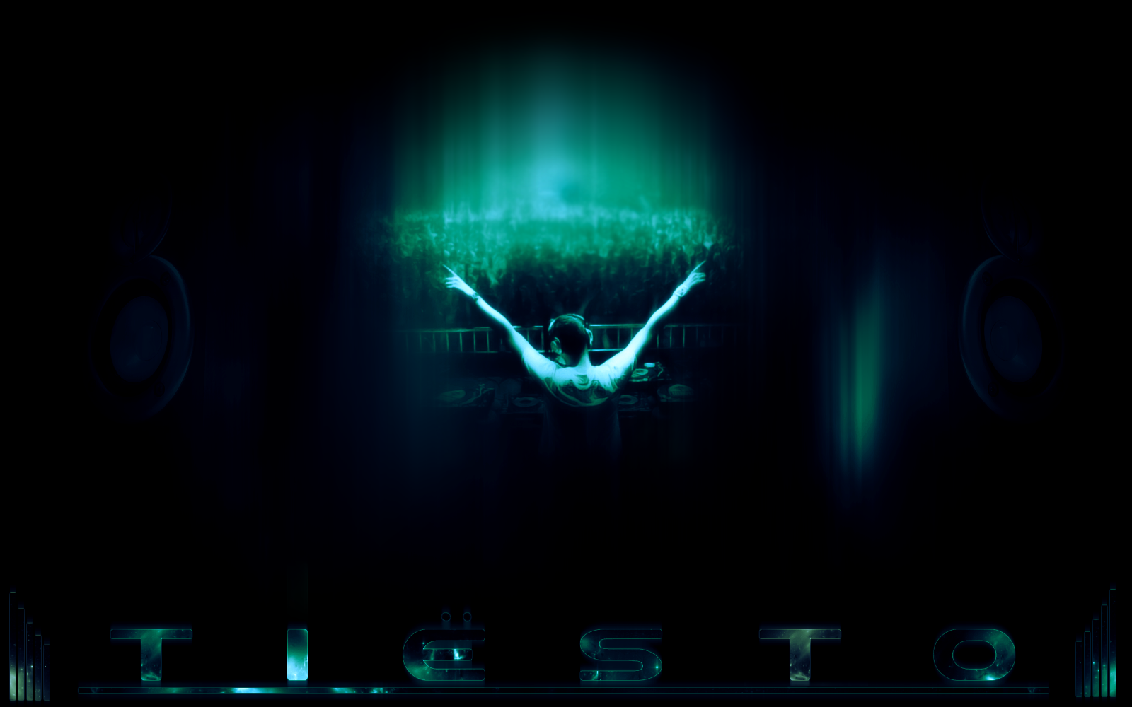 Tiesto Wallpaper 29645 Hd Wallpapers Background 1600x1000
