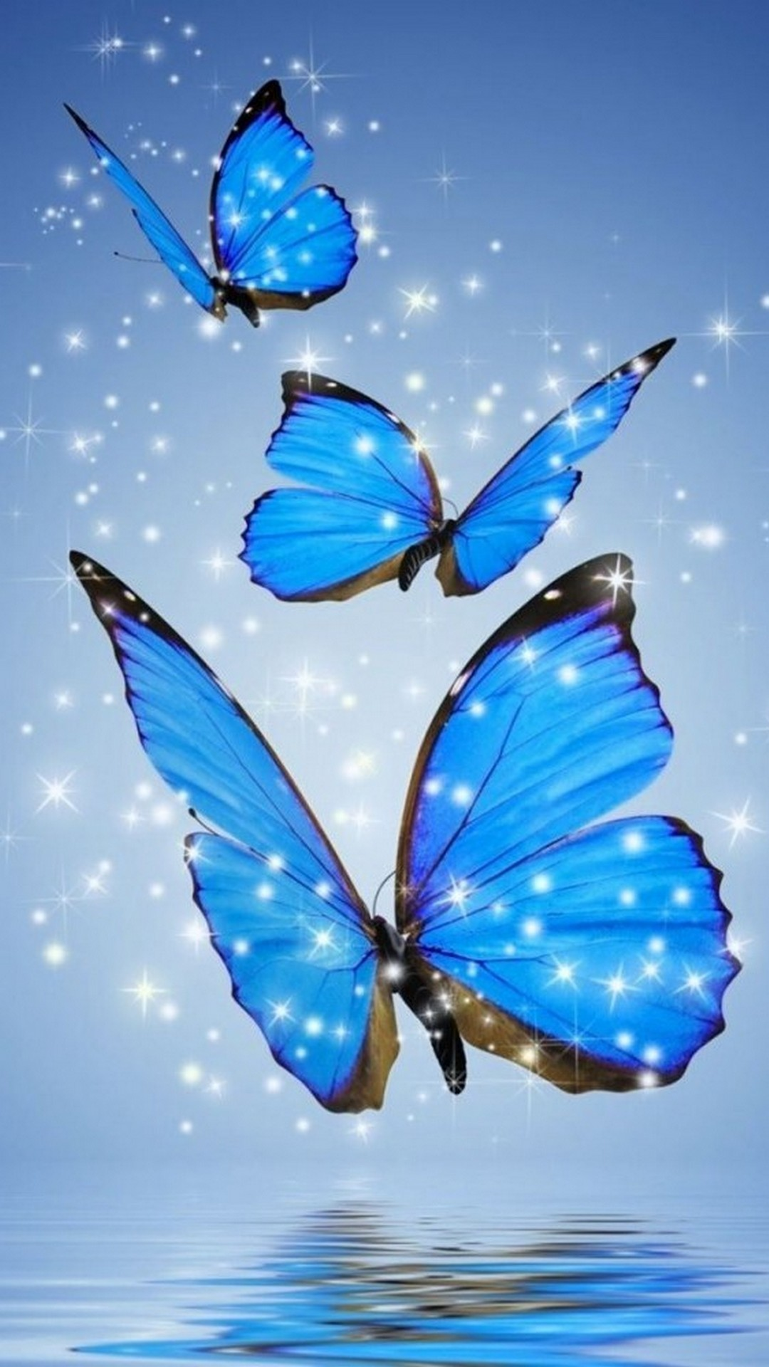 73 Butterfly Wallpapers on WallpaperPlay 1080x1920