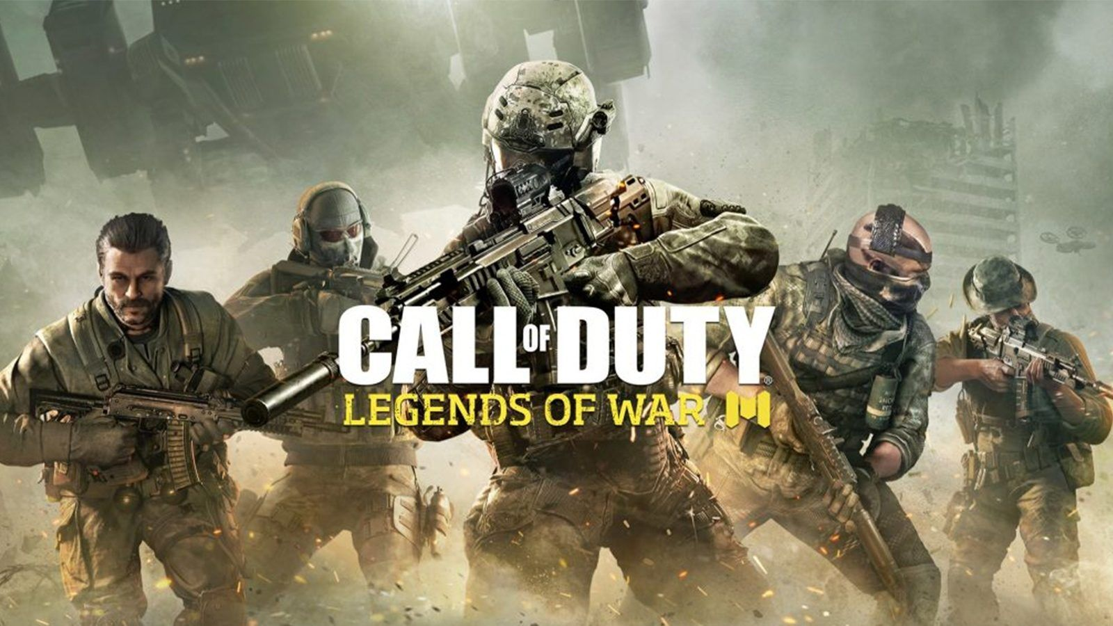 Call of Duty Mobile Wallpapers   Top Call of Duty Mobile 1600x900