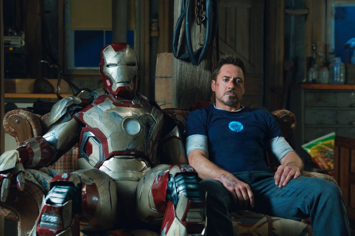Avengers Endgame every Iron Man suit in the MCU their comic 1200x800