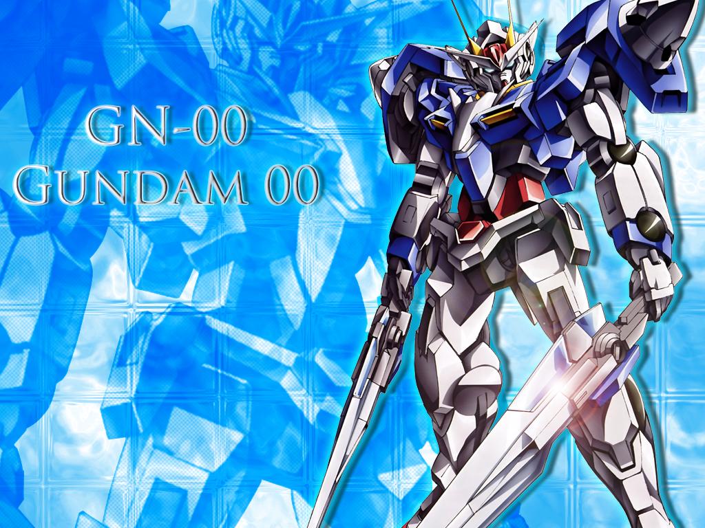 GN 00 Gundam 00 Wallpaper by hono san 1024x768