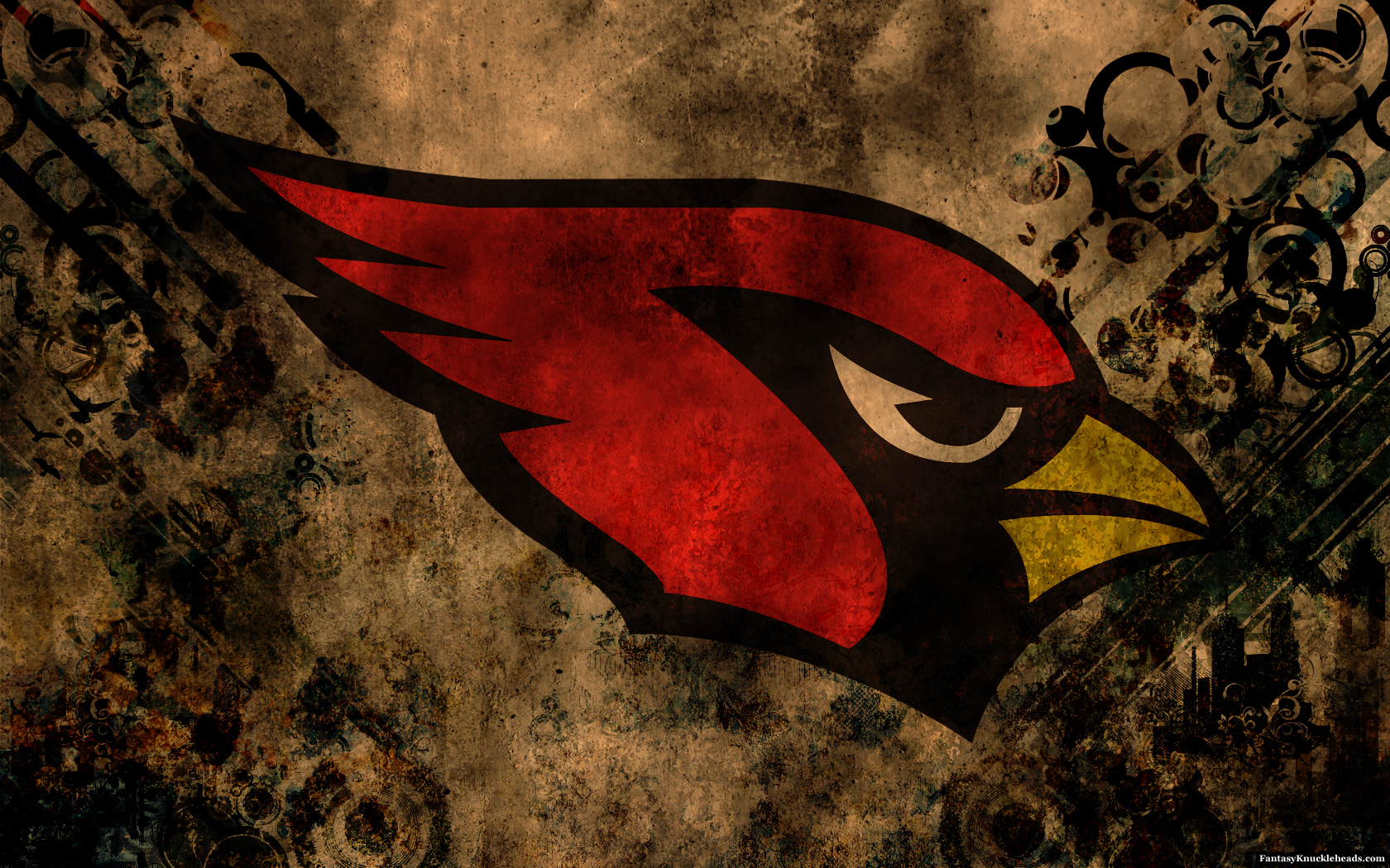 Arizona Cardinals Desktop Wallpaperjpg 1680x1050
