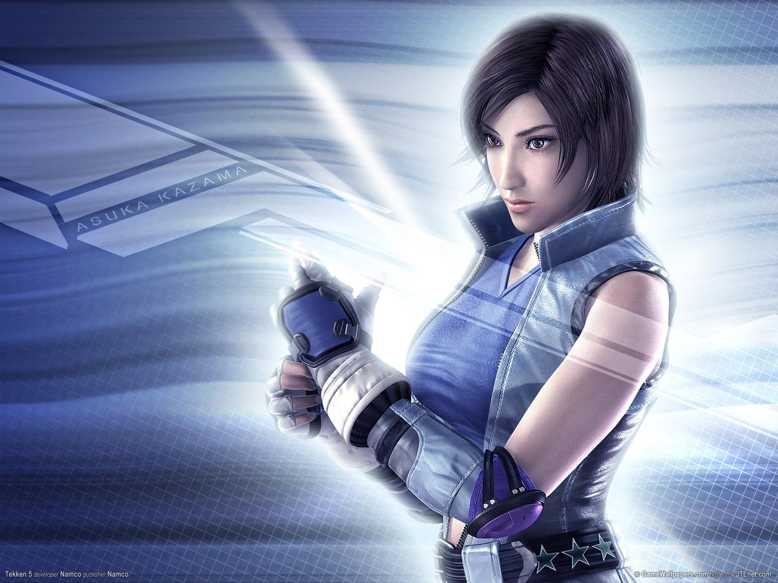 Nina In Tekken Wallpapers NGDrama 1600x1200