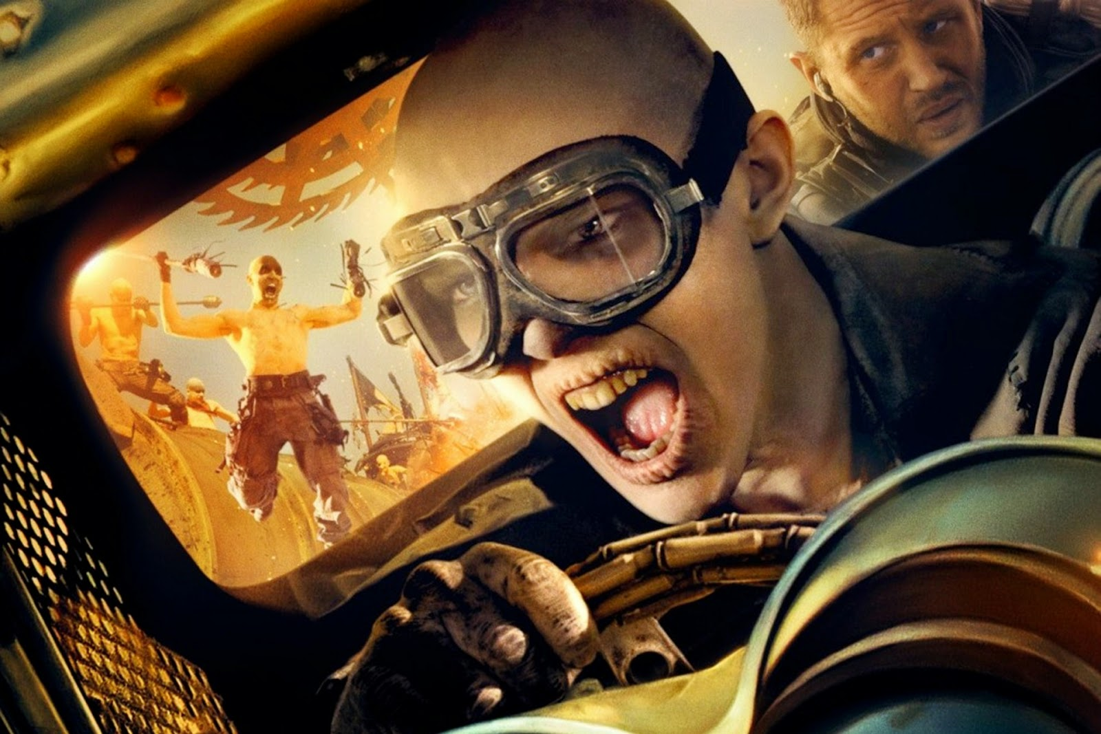 Mad Max Fury Road Movie HD Wallpapers 2015 1600x1067