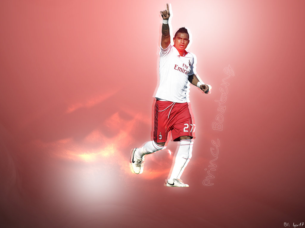 Kevin Prince Boateng Football Wallpaper 1024x768