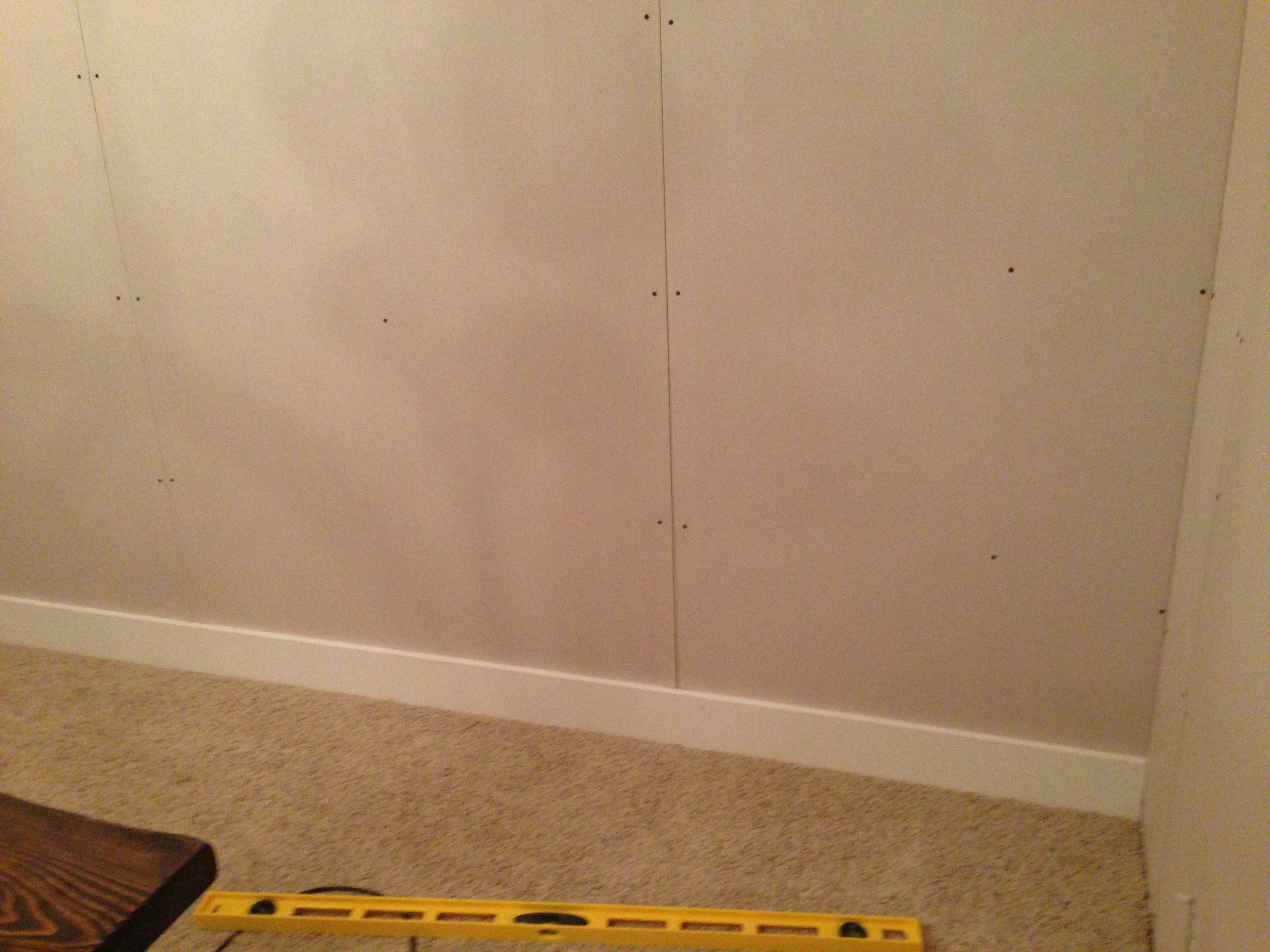 How to Install Wall Paneling Unending Possibilities 3264x2448