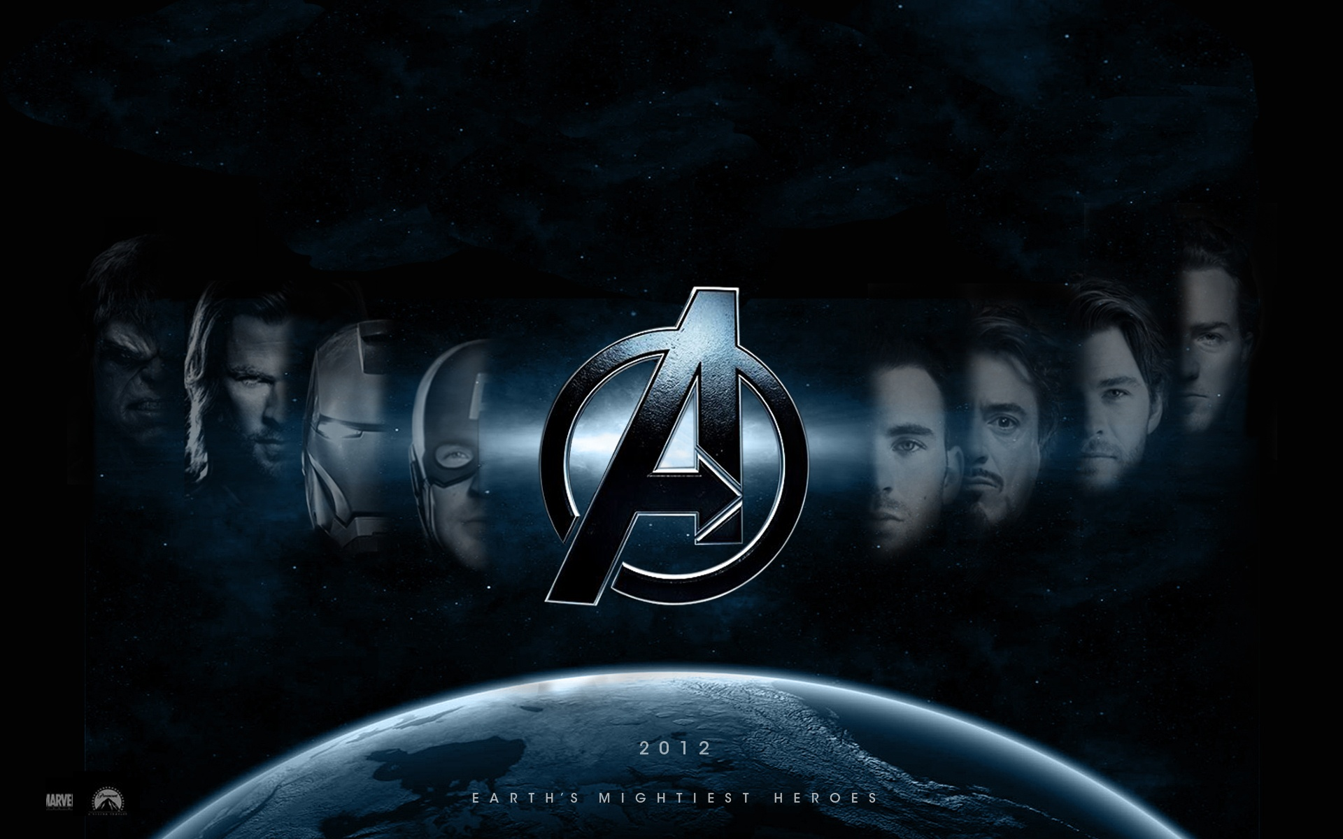 The Avengers 2012 Wallpapers HD Wallpapers 1920x1200