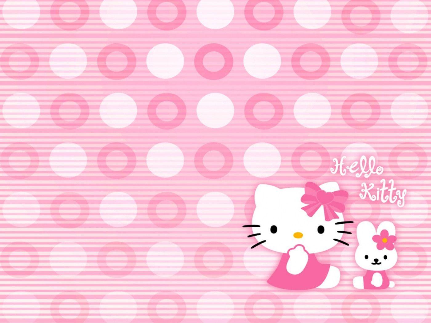Hello Kitty Wallpapers Desktop 38980 HD Wallpapers | pictwalls.
