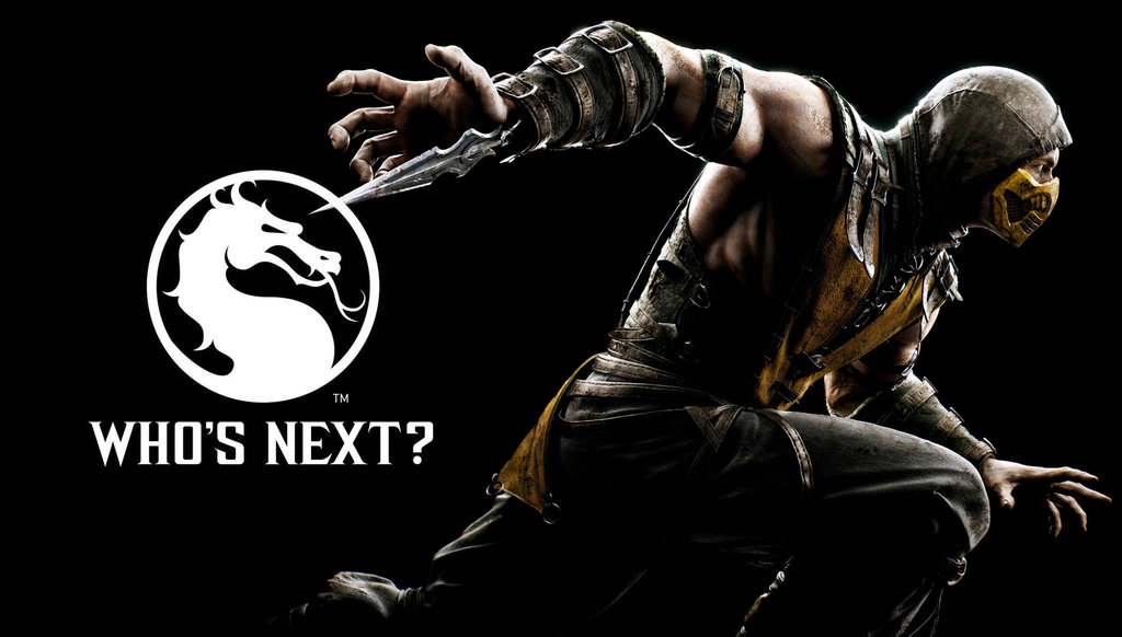 Mortal Kombat X   Scorpion Wallpaper by heyPierce 1024x582