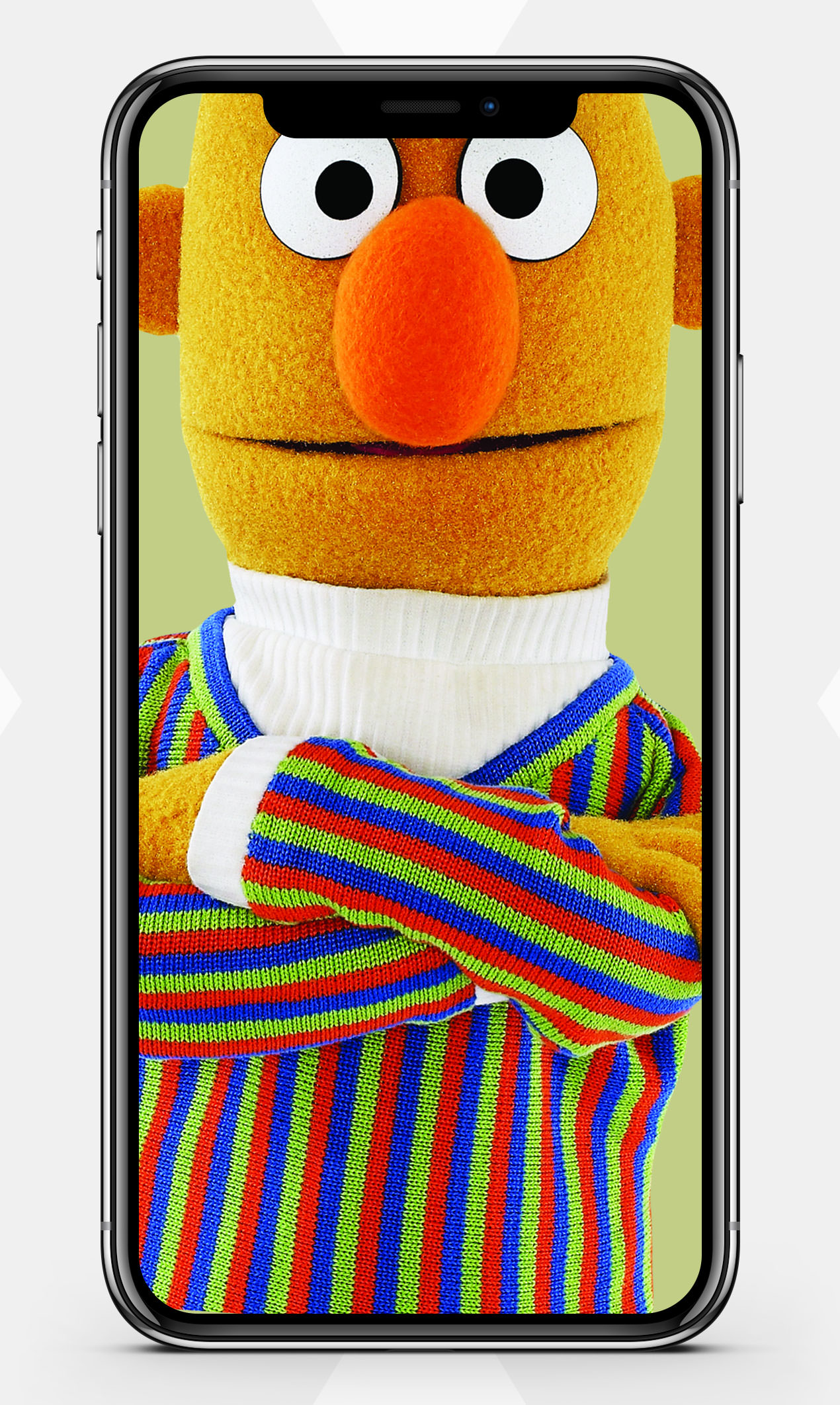 The best use of the iPhone X notch   Album on Imgur 1270x2123