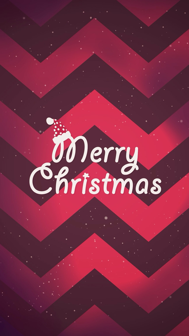 Cute Merry Christmas iPhone 5s Wallpaper Download iPhone Wallpapers 640x1136