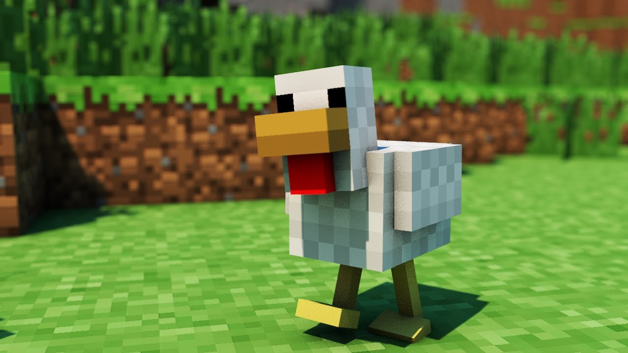 Walking Chicken   1 Hour Version 1280x720