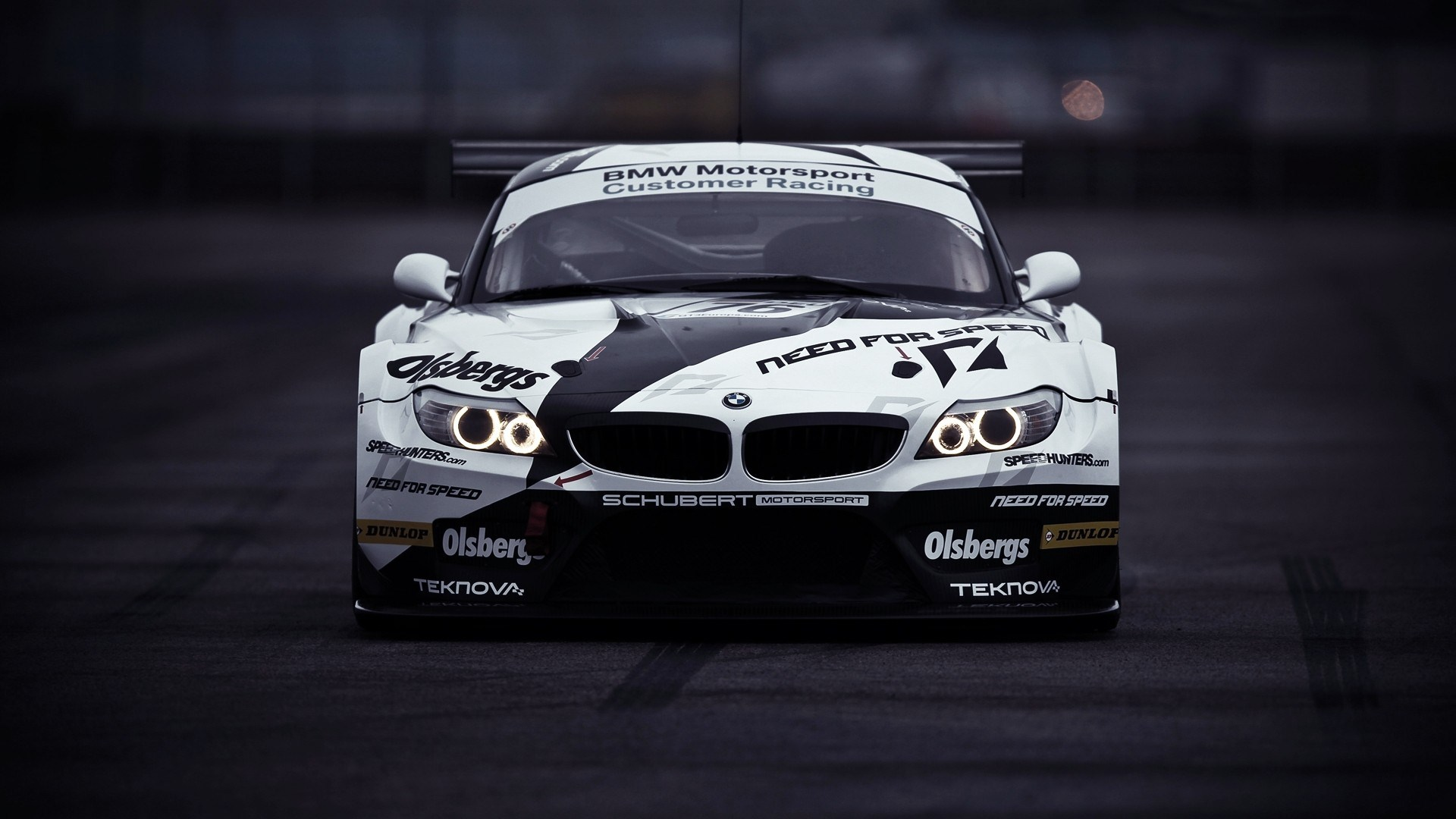 Bmw Z4 Gt3 Wallpaper Wallpapersafari