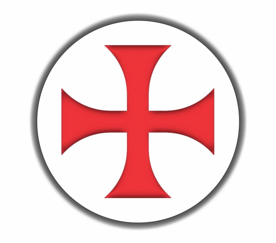 Large Templar Cross On Black Background   Knights Templar Cross 920x810