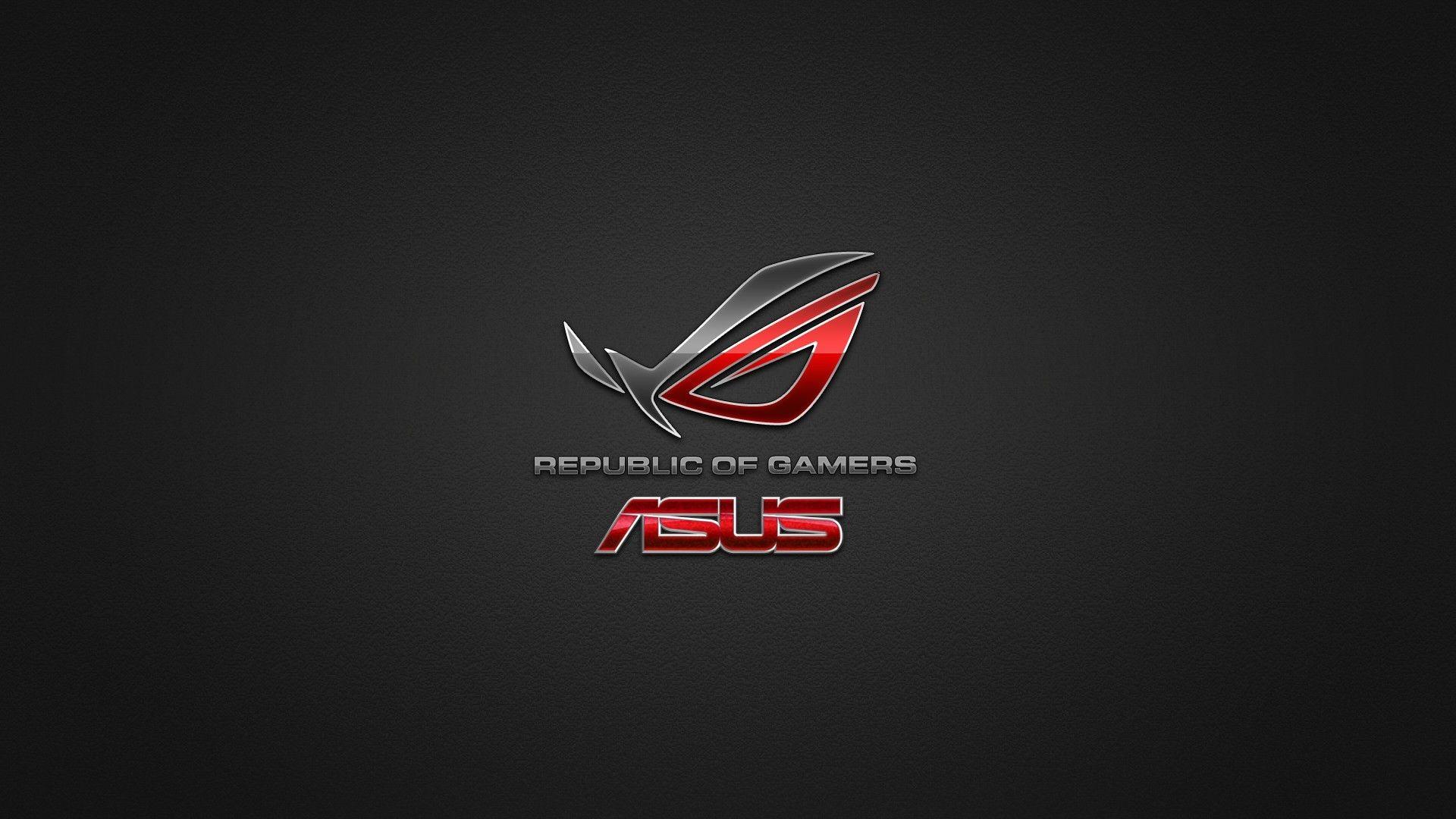 Asus Republic of Gamers Logo 1920x1080