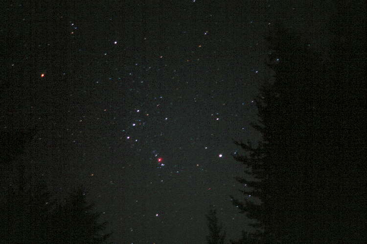 Orion Constellation Wallpaper Orion 750x500