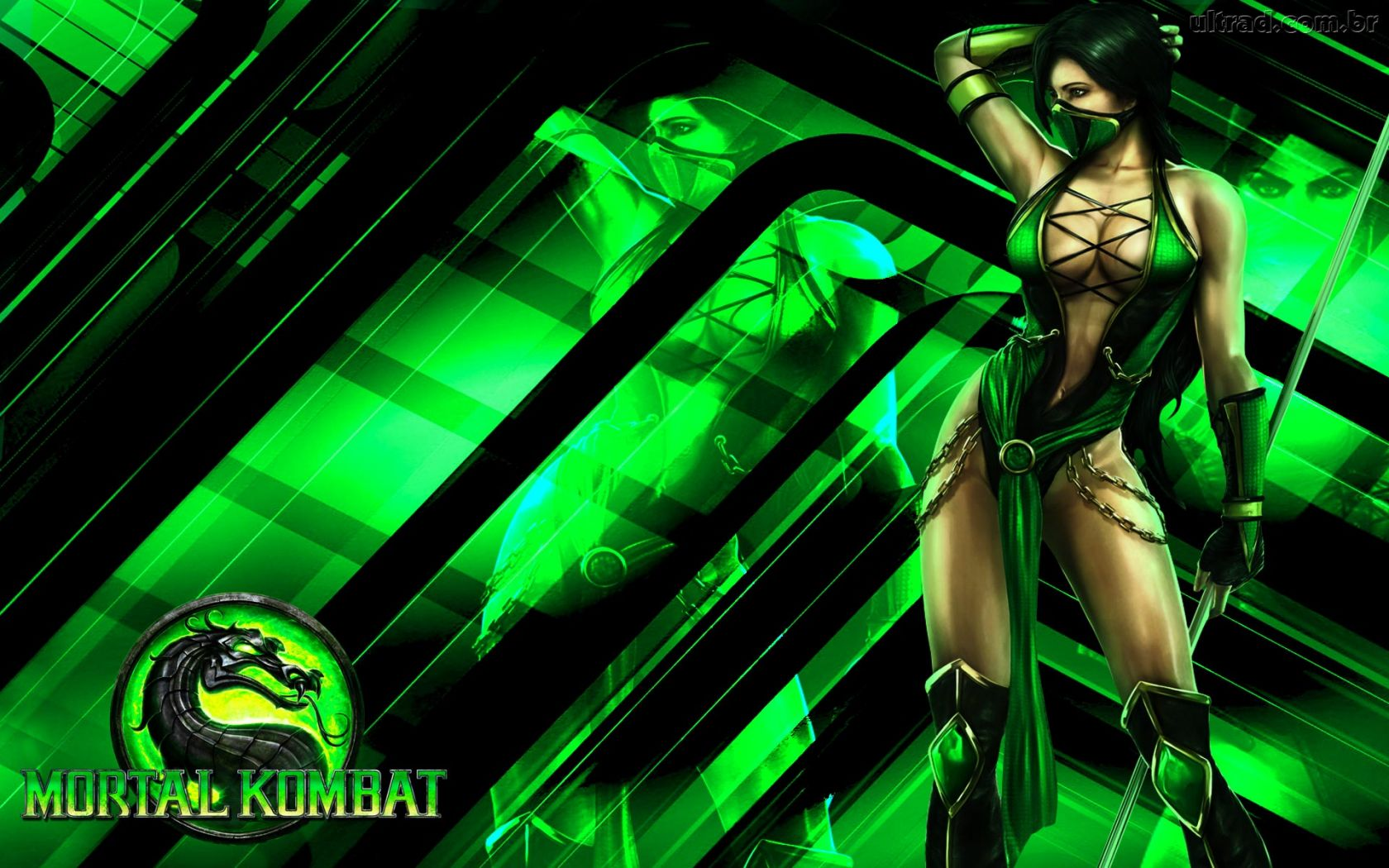 Aparador Antiguo Pintado ~ Mortal Kombat Kitana Wallpaper WallpaperSafari