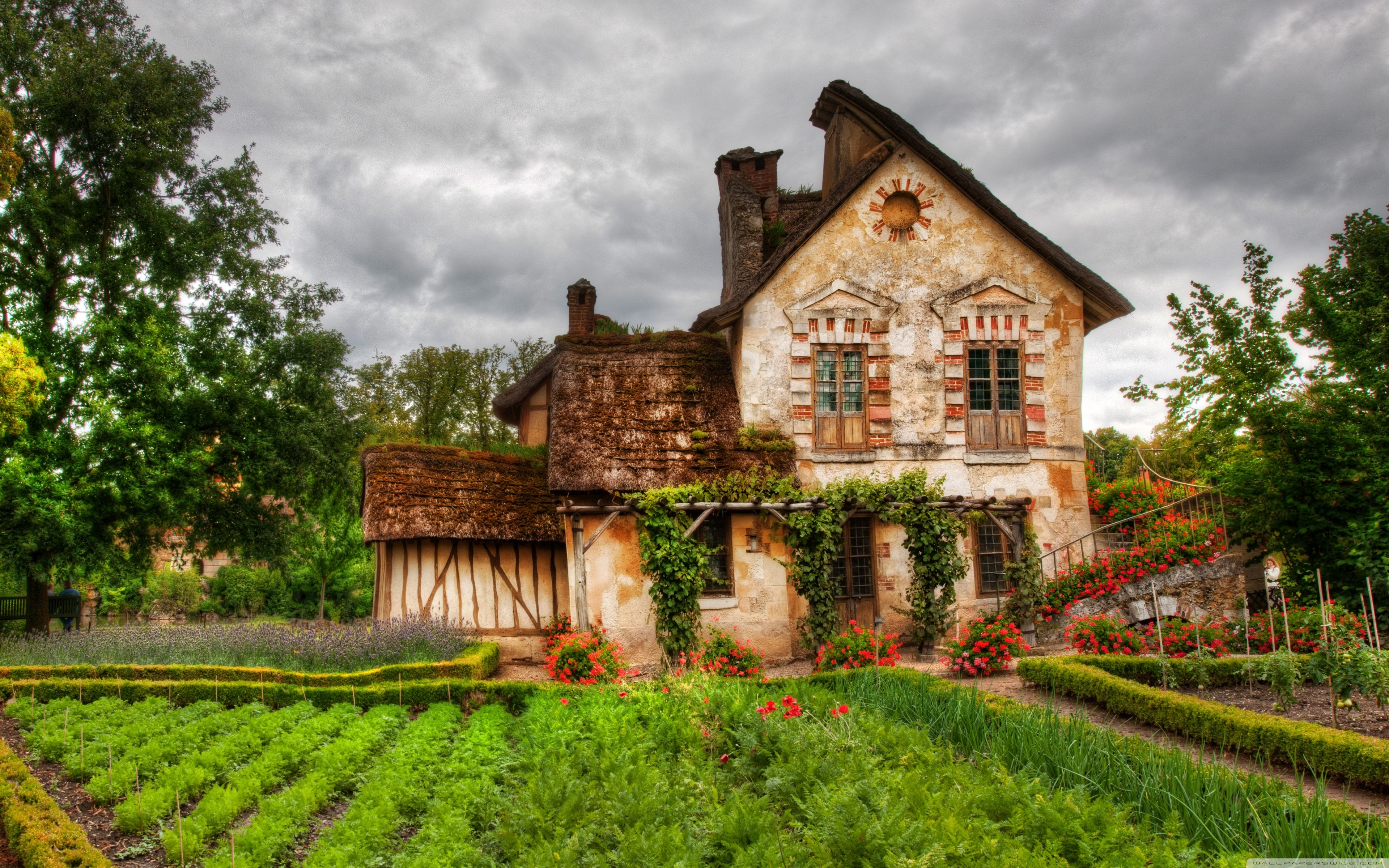 60 Fall Country Homes Wallpapers   Download at WallpaperBro 3840x2400