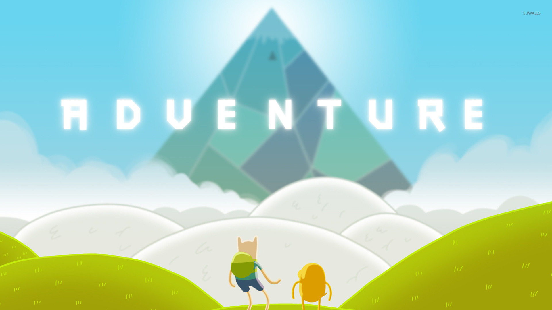 Finn and Jake   Adventure Time wallpaper   Cartoon wallpapers   16196 1920x1080