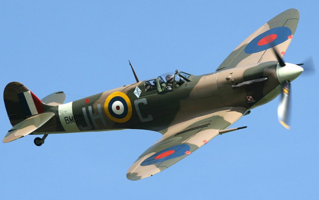 Hd Wallpapers Supermarine Spitfire 480 X 272 46 Kb Jpeg HD 1280x804