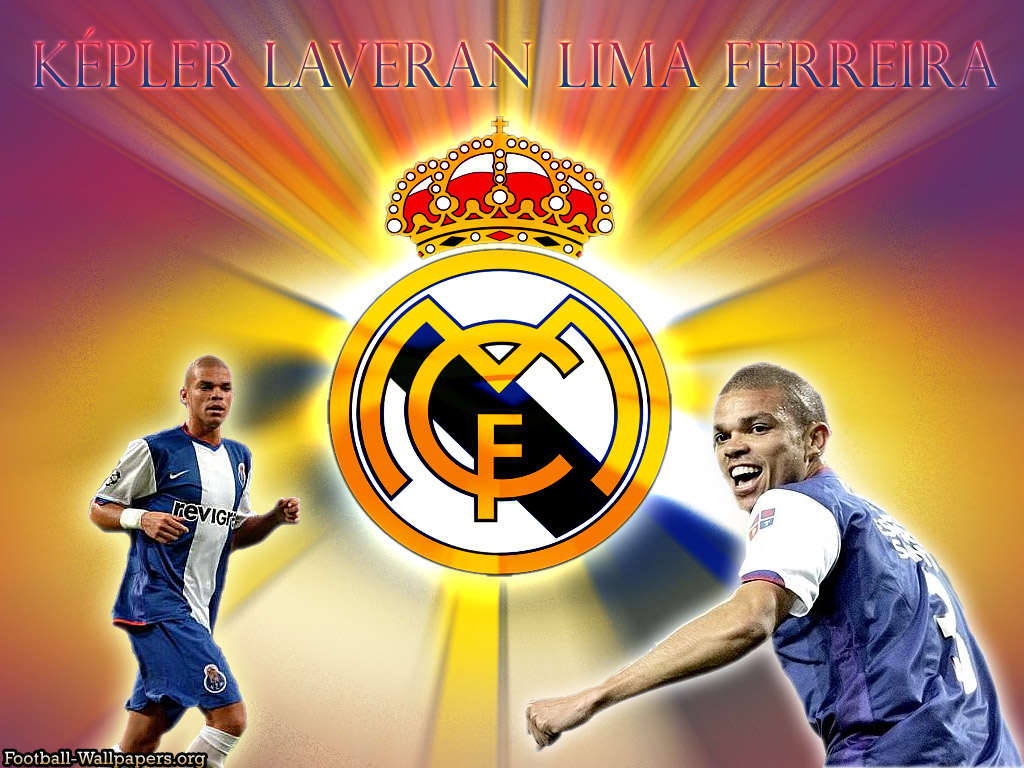 World Sports Hd Wallpapers Real Madrid Pepe Hd Wallpapers 1024x768