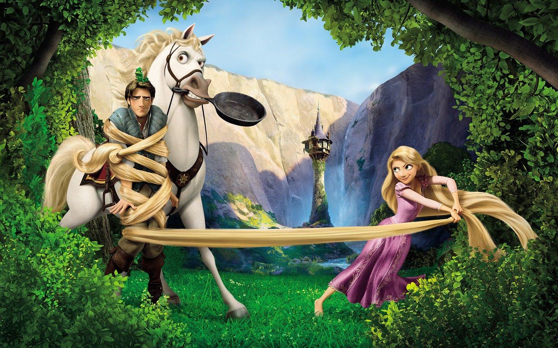 Enredados Disney Tangled Wallpaper Disney Princess Princesa Rapunzel 1440x900