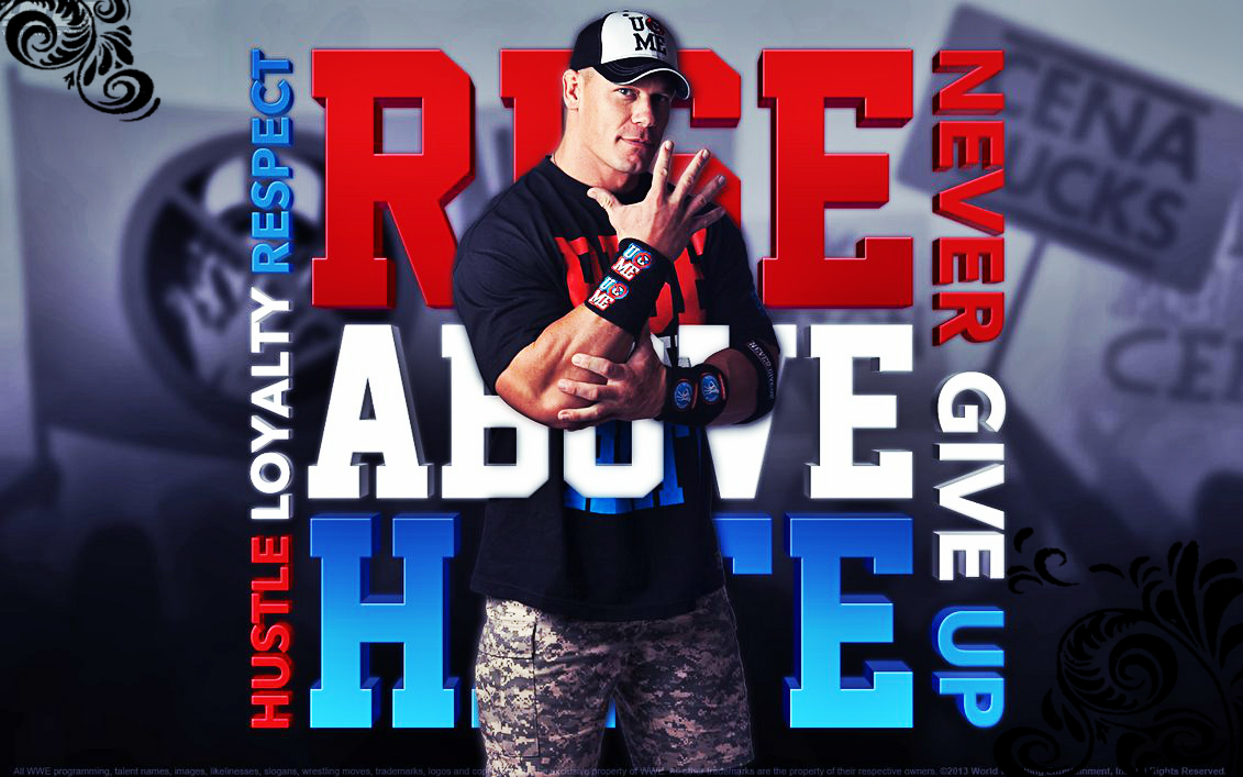 Free Download John Cena Wallpaper 1131x707 For Your Desktop