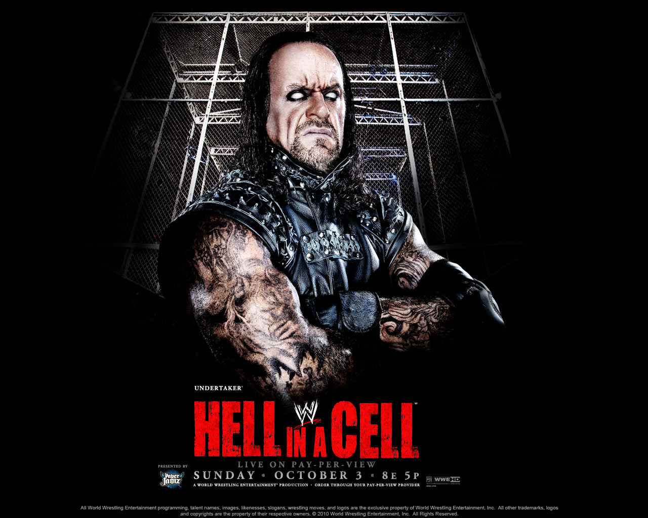 WWE Hell in a Cell Preview Bryans Predictions to Win Each Match 1280x1024
