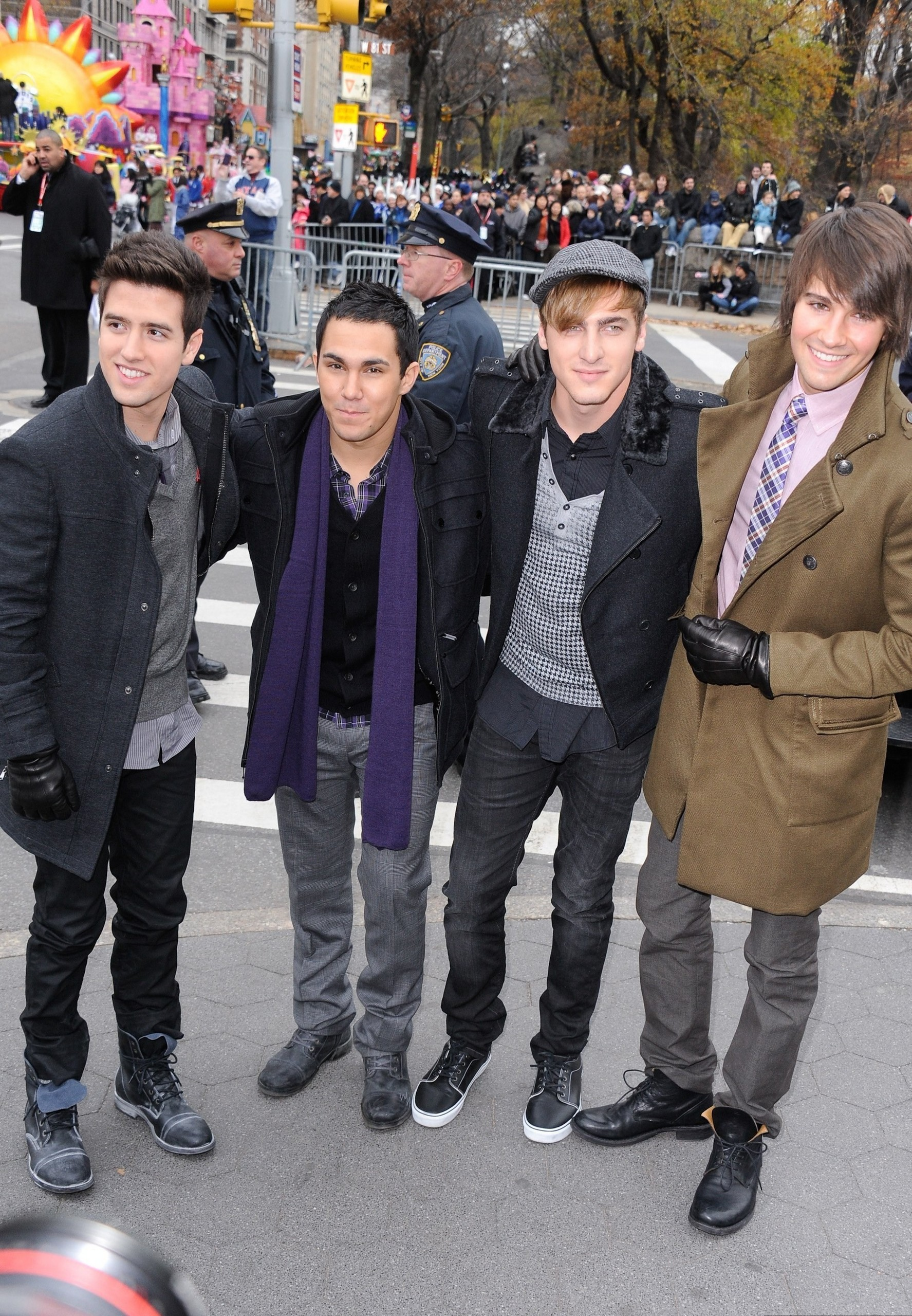Big Time Rush images 84th Annual Macys Thanksgiving Day Parade 1775x2560