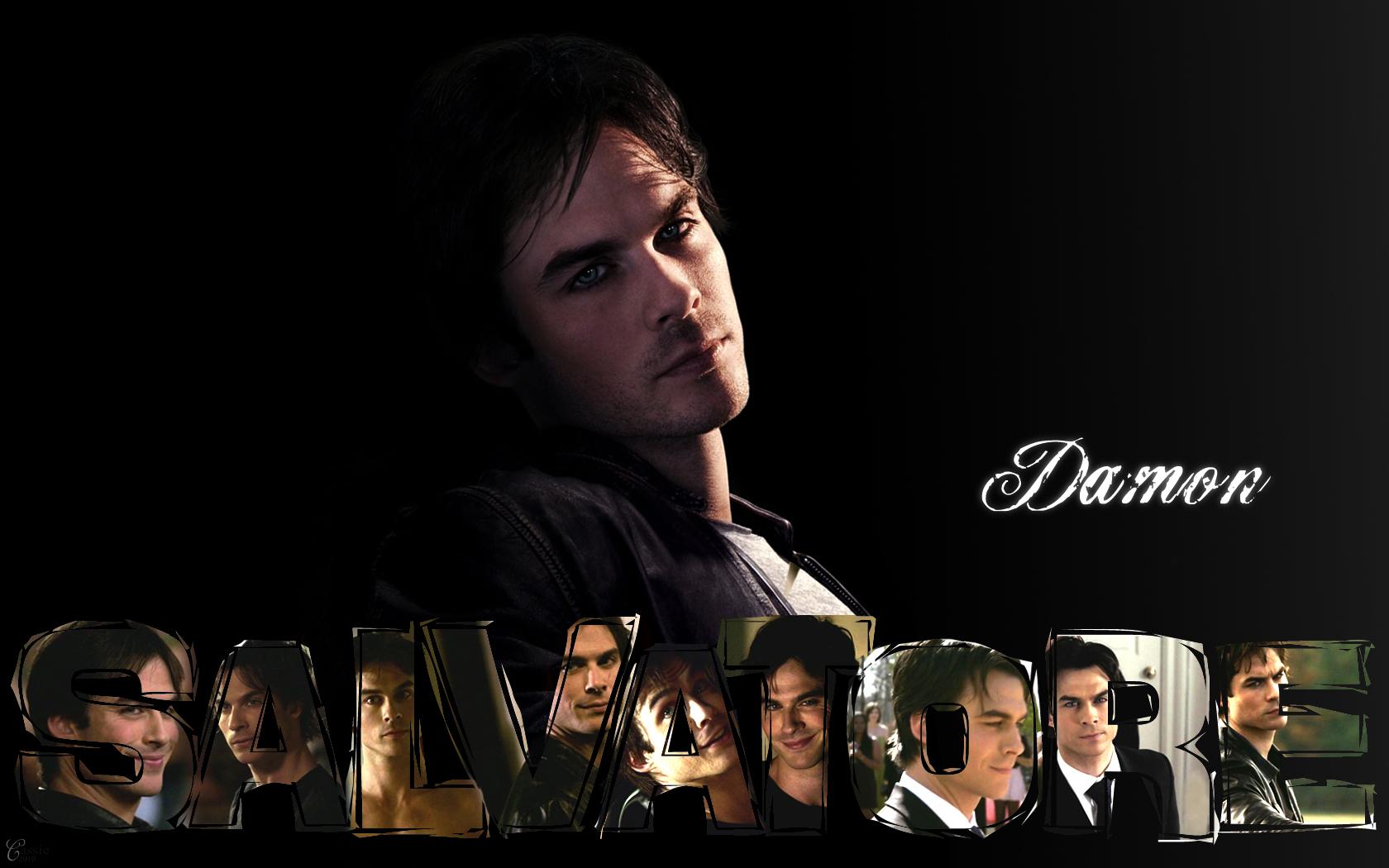 Damon Salvatore   Damon Salvatore Wallpaper 24874857 1680x1050